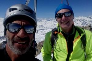 Ski de rando : La Tsanteleina