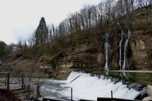 Randonnée: les pertes de la Valserine
