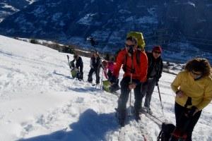 Ski de rando: Le dôme de Vaugelaz et le petit Chatelet