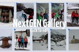 Ski de fond à Bonneval sur Arc