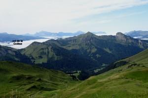 Rando: Col du Fornet-col du Coux, traversée par les crêtes