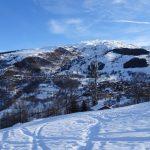 Ski de rando: Le Collet Blanc