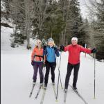 Ski de fond: La Féclaz