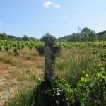 croix en pierre'