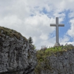 Nivolet 11 la croix … la descente'
