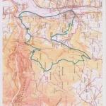 Trace IGN Randonnée La Montagne des Princes - Seyssel