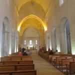 42 fin d'office à l'abbaye de Sénanque
