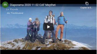 AG 2020 – rapport d'activités (trois vidéos)