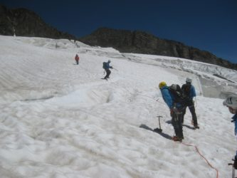 La randonnée alpine