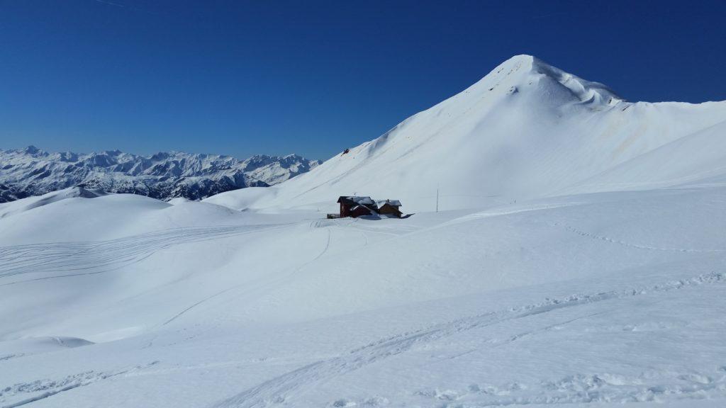 Au mont Jovet de Vanoise