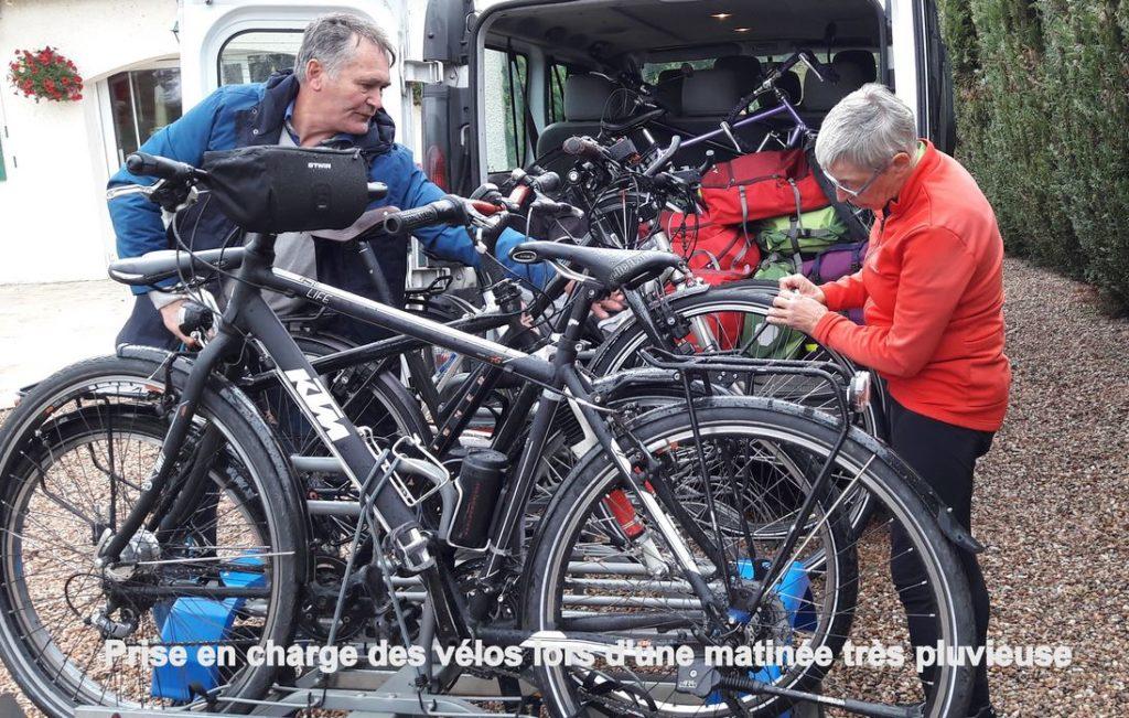 Rando : La Bourgogne à vélo