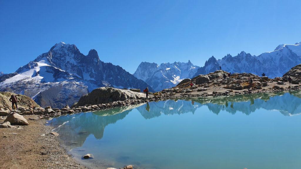 Rando pédestre – Lac Blanc